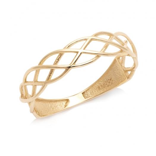 pierścionek GOLDEN EYE