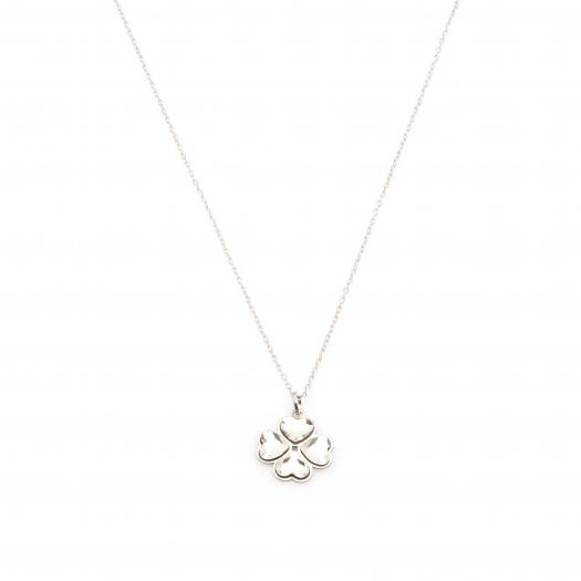 Naszyjnik AIDA srebrny z Kryształem Swarovskiego