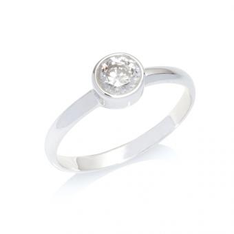 pierścionek DOTS