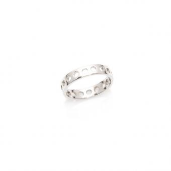 Pierścionek FRAMES srebrny