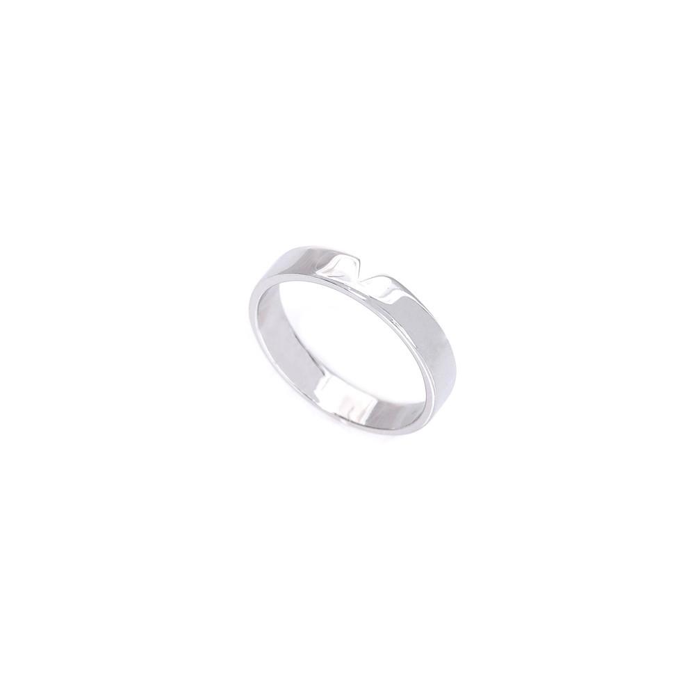Pierścionek AZYMUT srebrny V