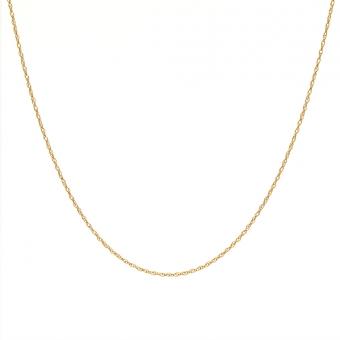 Łańcuszek złoty 44 cm
