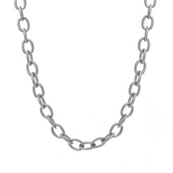 Łańcuszek URBAN CHIC srebrny 40 cm