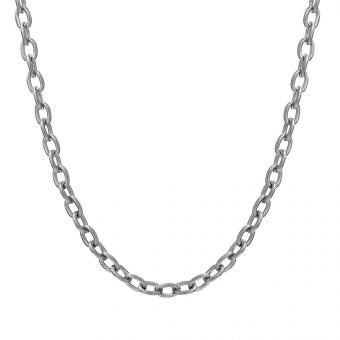 Łańcuszek URBAN CHIC srebrny 43 cm