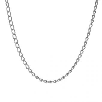 Łańcuszek URBAN CHIC srebrny 48 cm