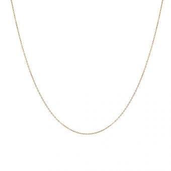 łańcuszek złoty 45 cm