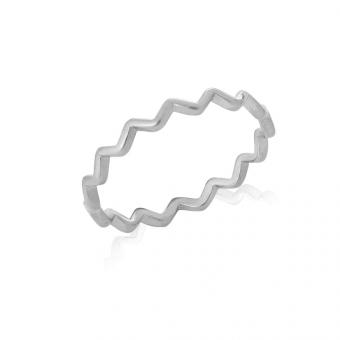 Pierścionek URBAN CHIC srebrny