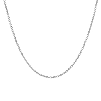 Łańcuszek srebrny 47 cm
