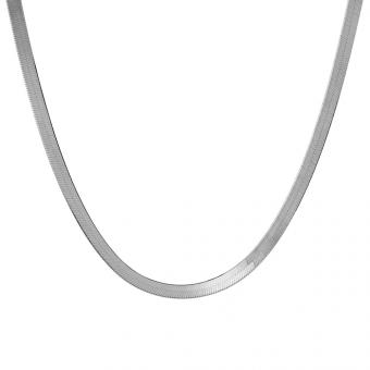 Naszyjnik VINTAGE srebrny