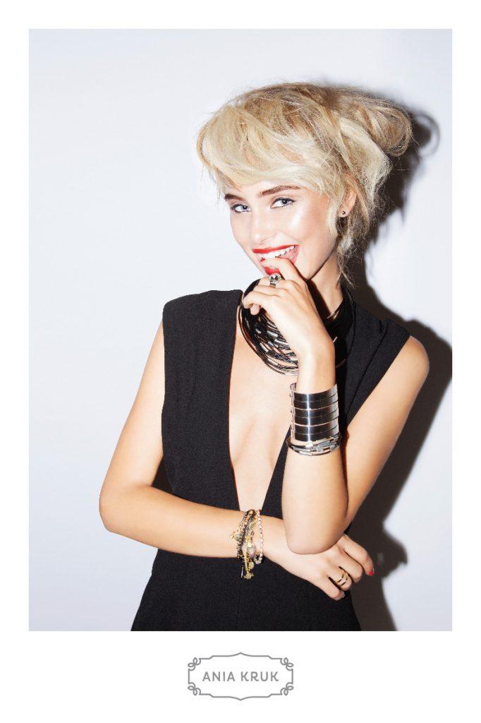 Nowa kampania - Ania Kruk na sezon AW2013
