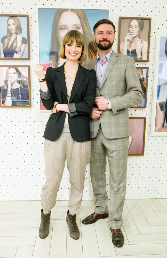 Ania Kruk i Wojciech Kruk