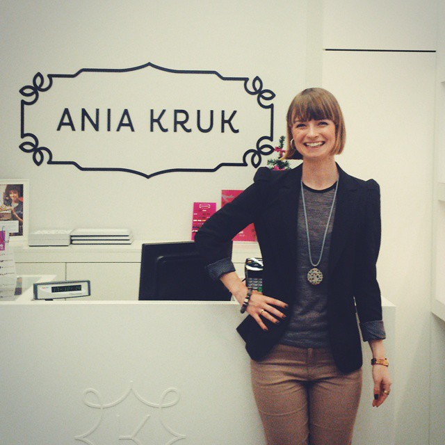 Visual Diary of Ania Kruk