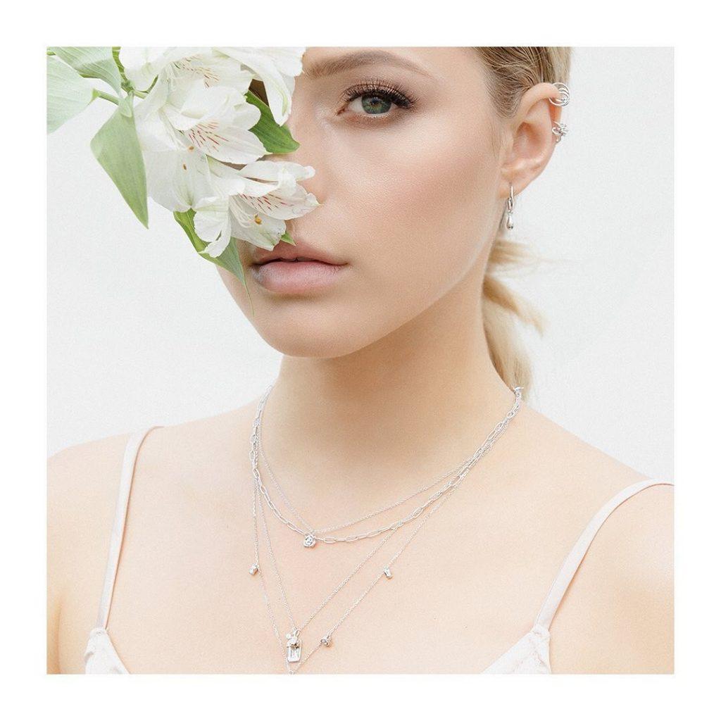 biżuteria ślubna z diamentami